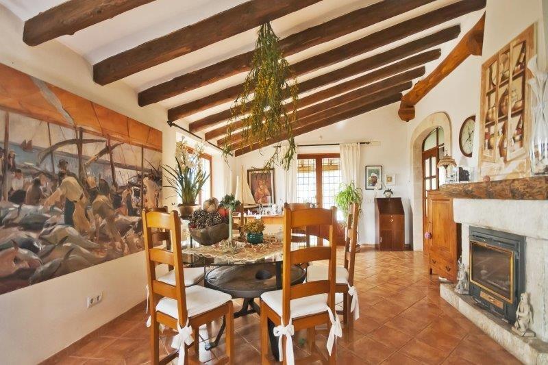 Villa Ermita - woonkamer