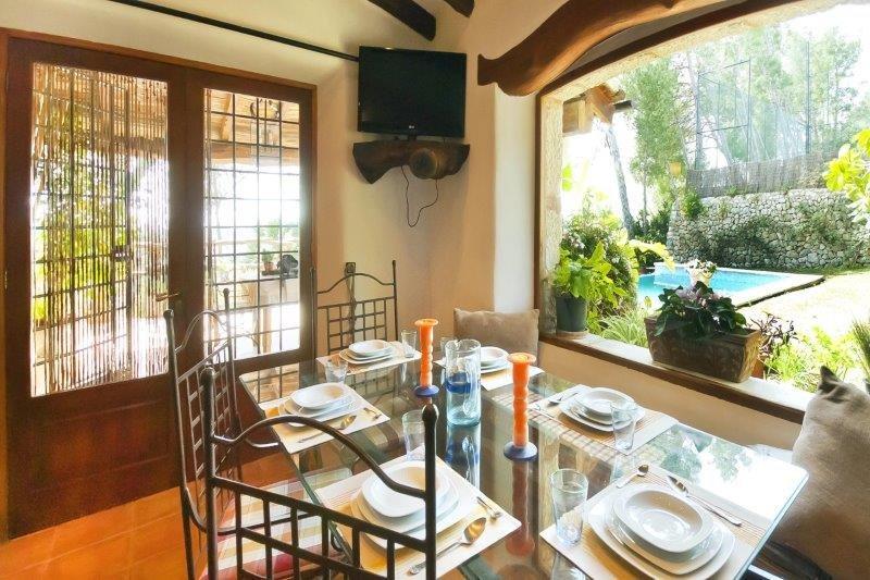 Villa Ermita - keuken