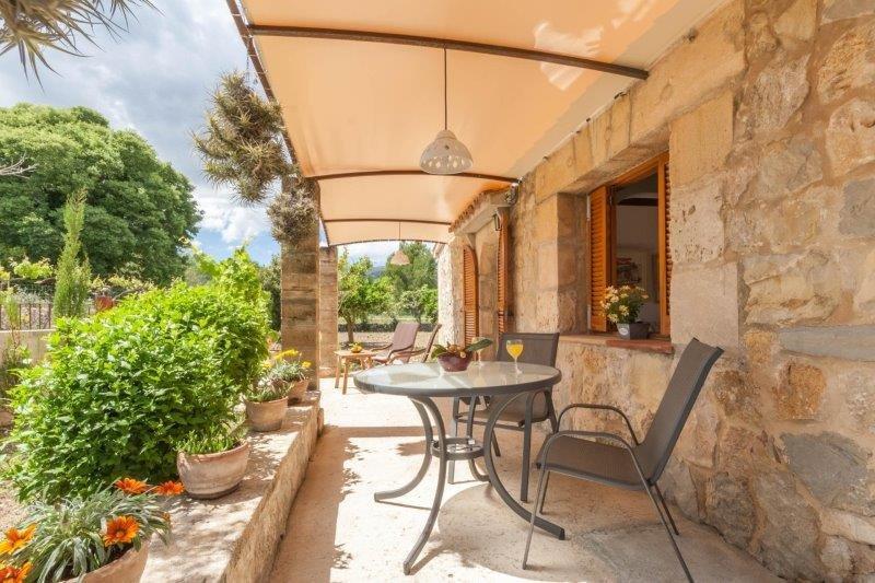 Lloberina - veranda