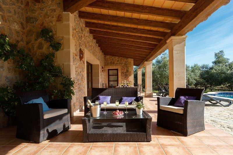 Villa Son March - loungeset