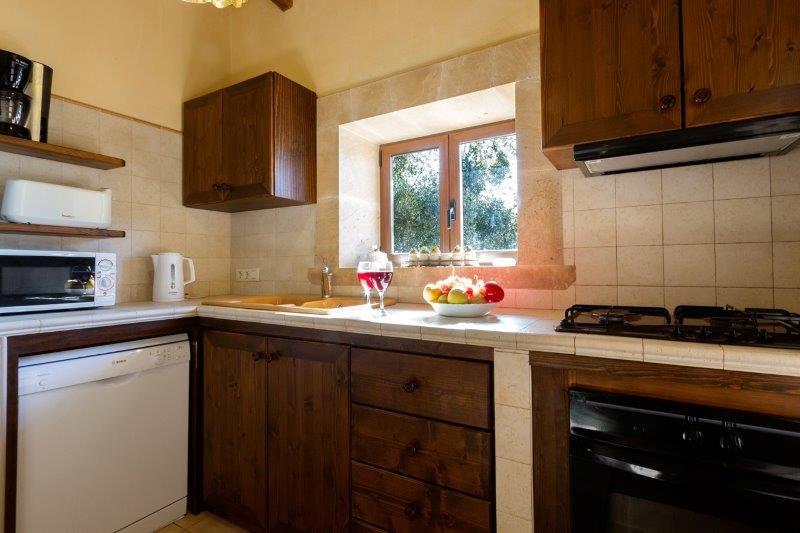 Villa Son March - keuken