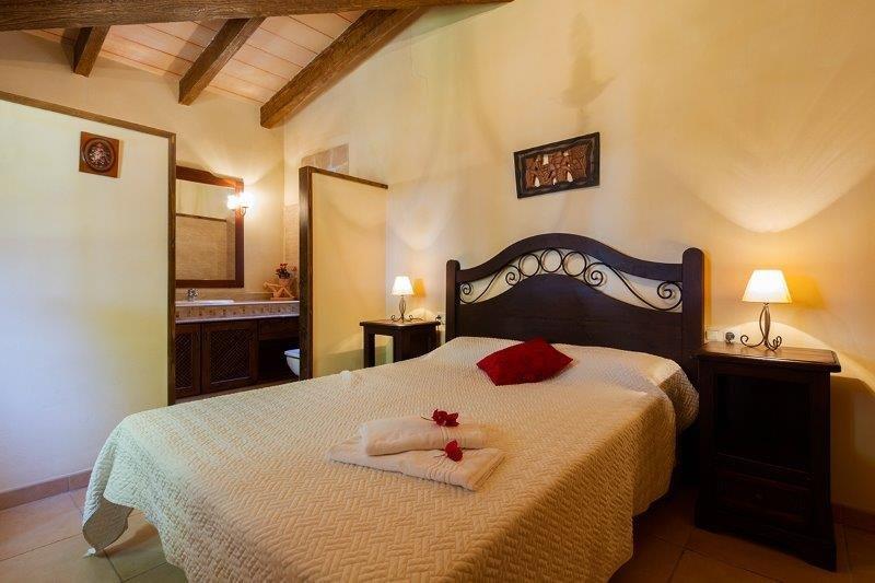Villa Son March - slaapkamer