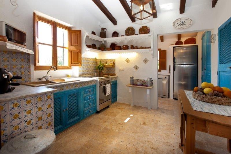 Villa Can Cremat - keuken