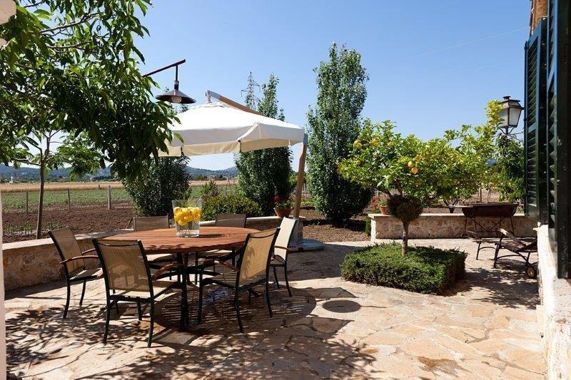 Villa Can Cremat - tuin