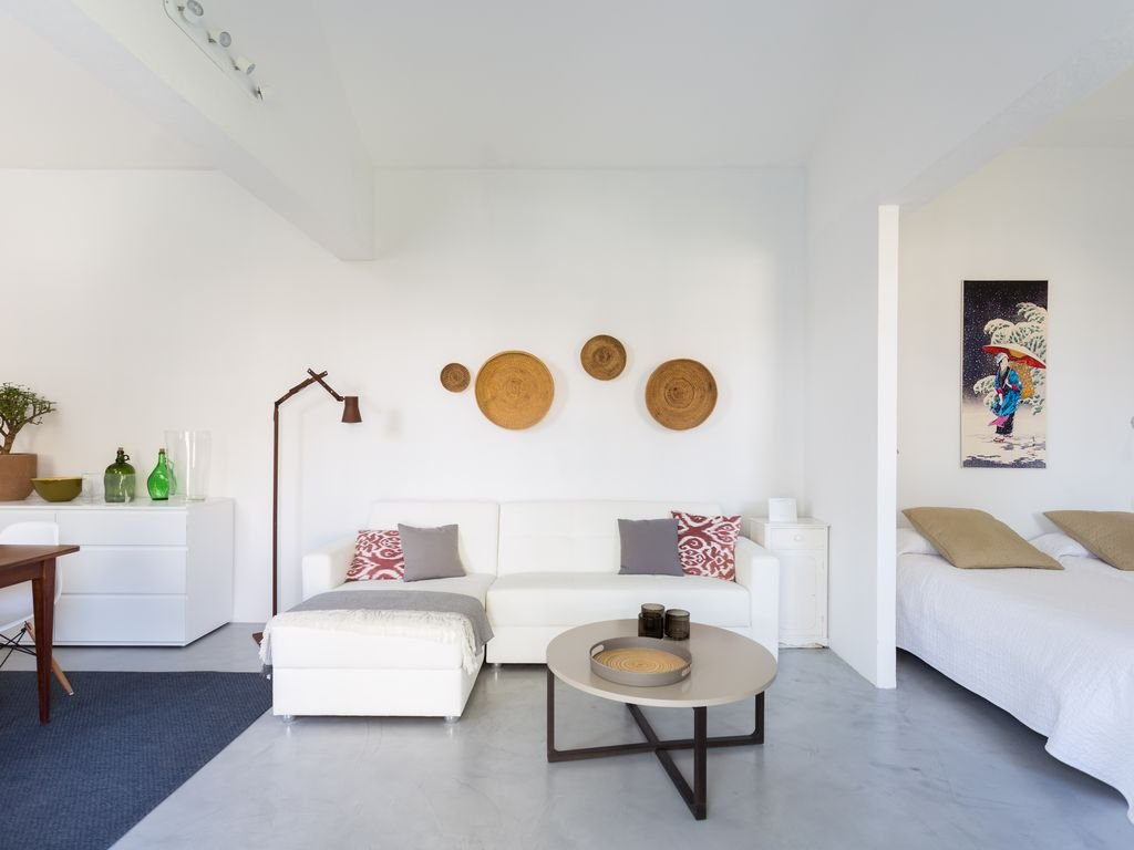 Villa Guaza Granero - woonruimte