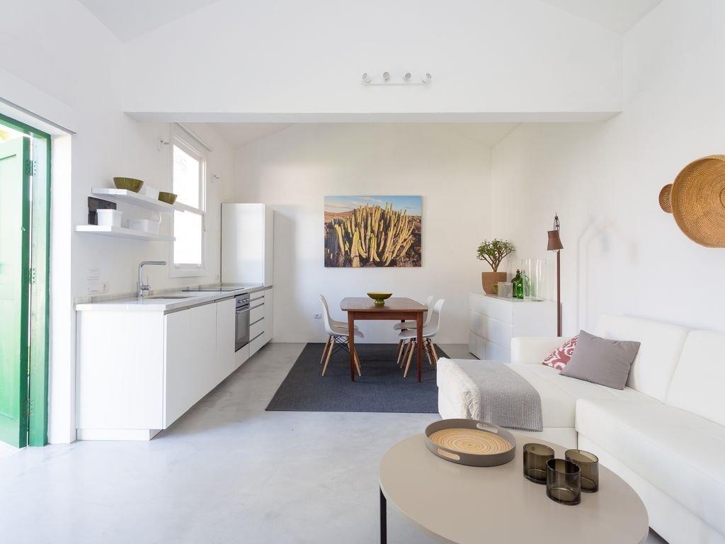 Villa Guaza Granero - keuken