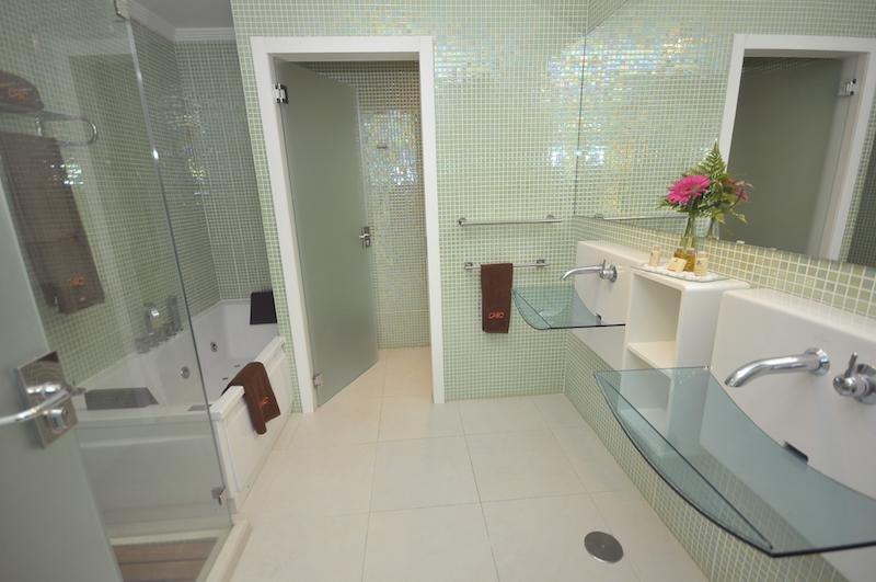 Appartementen Amadores - badkamer