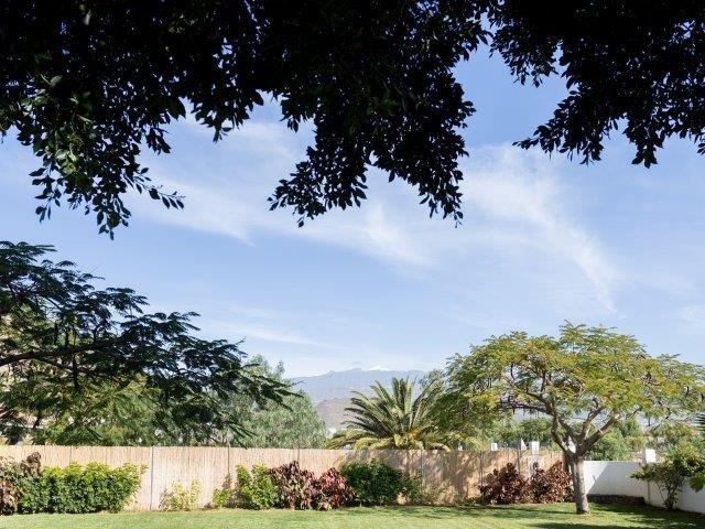 Villa Guaza Mato - tuin