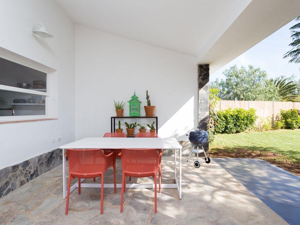 Villa Guaza Mato - overdekt terras