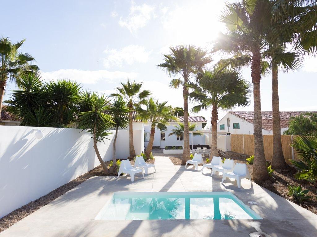 Villa Guaza Callaos - zwembad