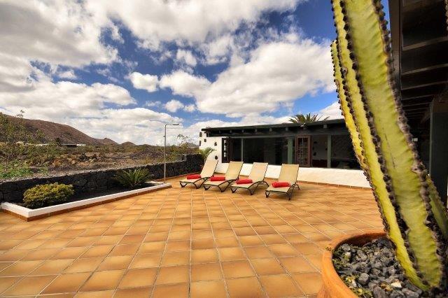 Villa Amaia I - tuin