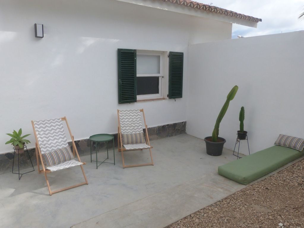 Villa Guaza Maria - tuin