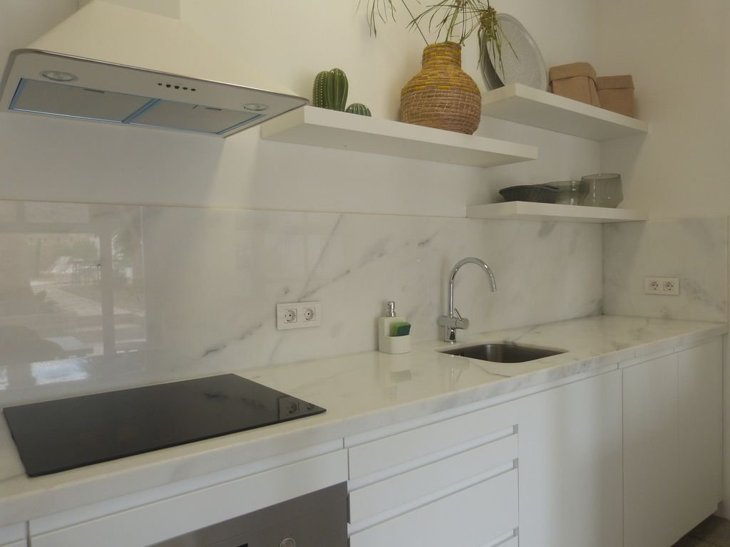 Villa Guaza Maria - keuken