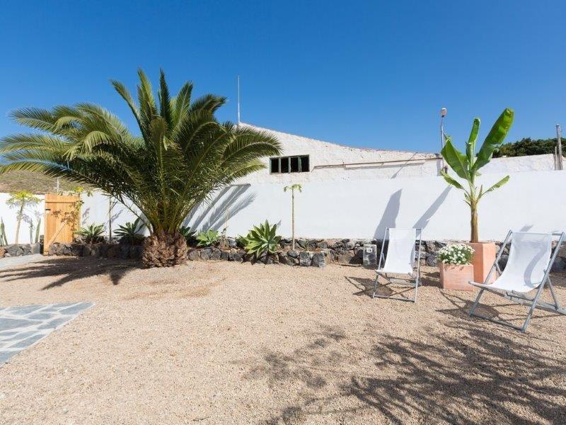 Villa Guaza III - tuin