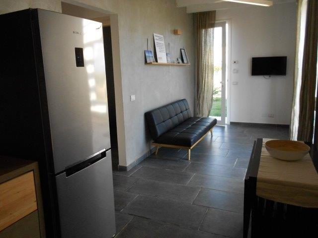 Appartementen Agua Green - woonkamer