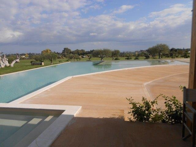 Appartementen Agua Green - zwembad
