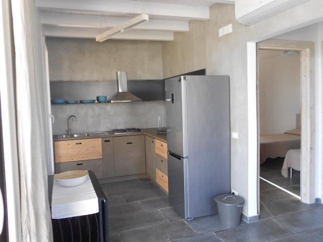 Appartementen Agua Green - keuken