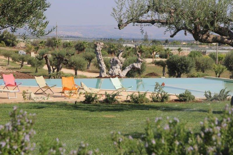 Bijzondere accommodaties Appartementen Agua Green in Reitani (Sicilië, Italië)