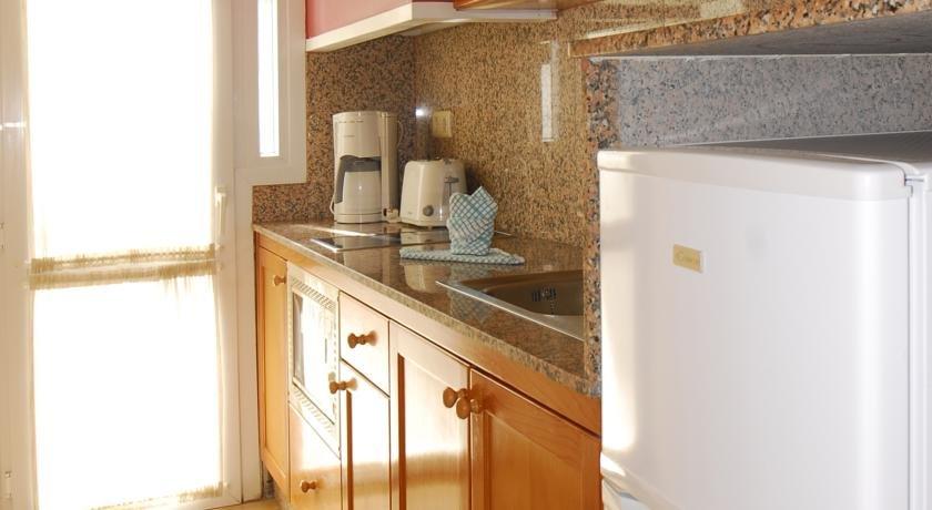 Appartementen Biarritz - keuken