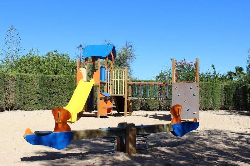 Appartementen Biarritz - speeltuin