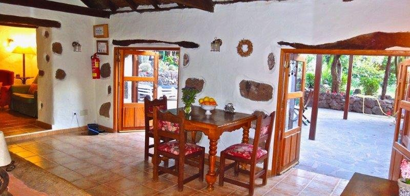 Casa El Palmeral - woonkamer