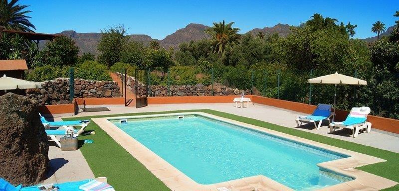Casita La Fuente de la Flora - zwembad