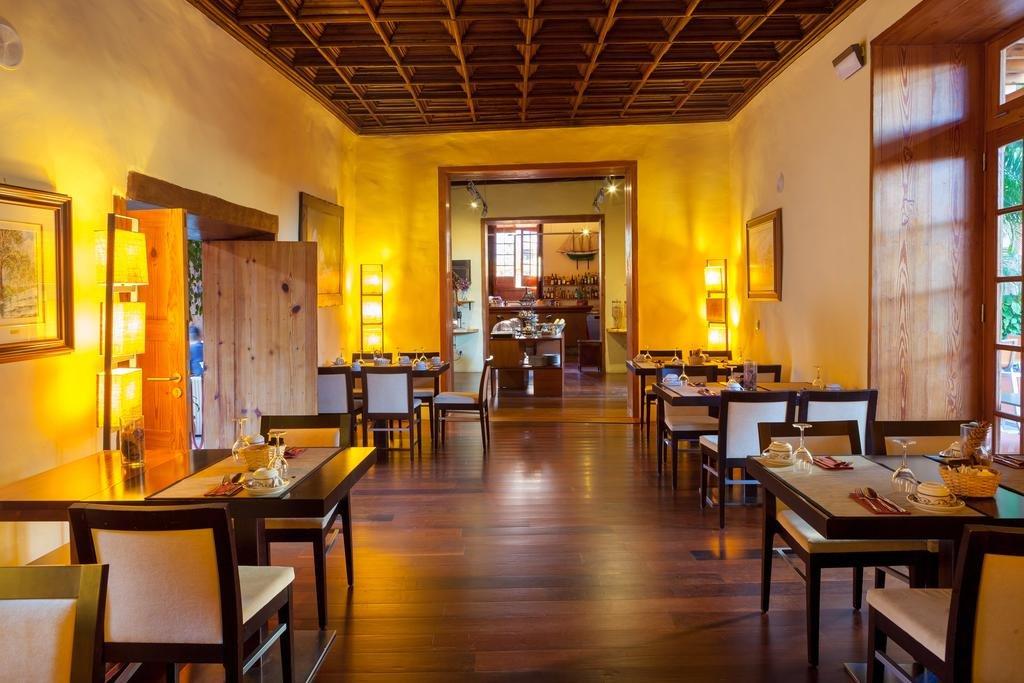 Hotel La Quinta Roja - ontbijtzaal