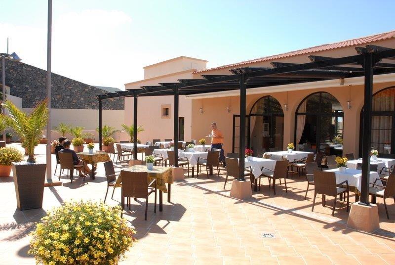 Hotel Luz del Mar - terras