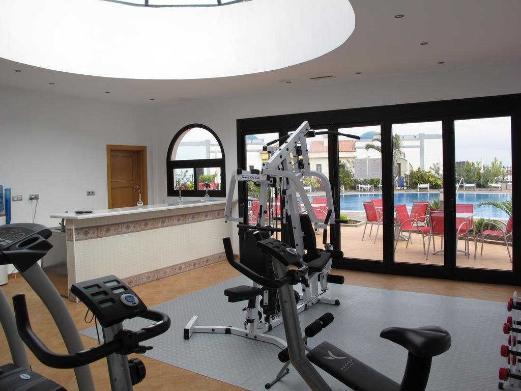 Hotel Luz del Mar - fitness