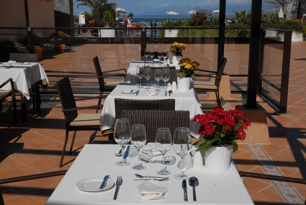 Hotel Luz del Mar - restaurant