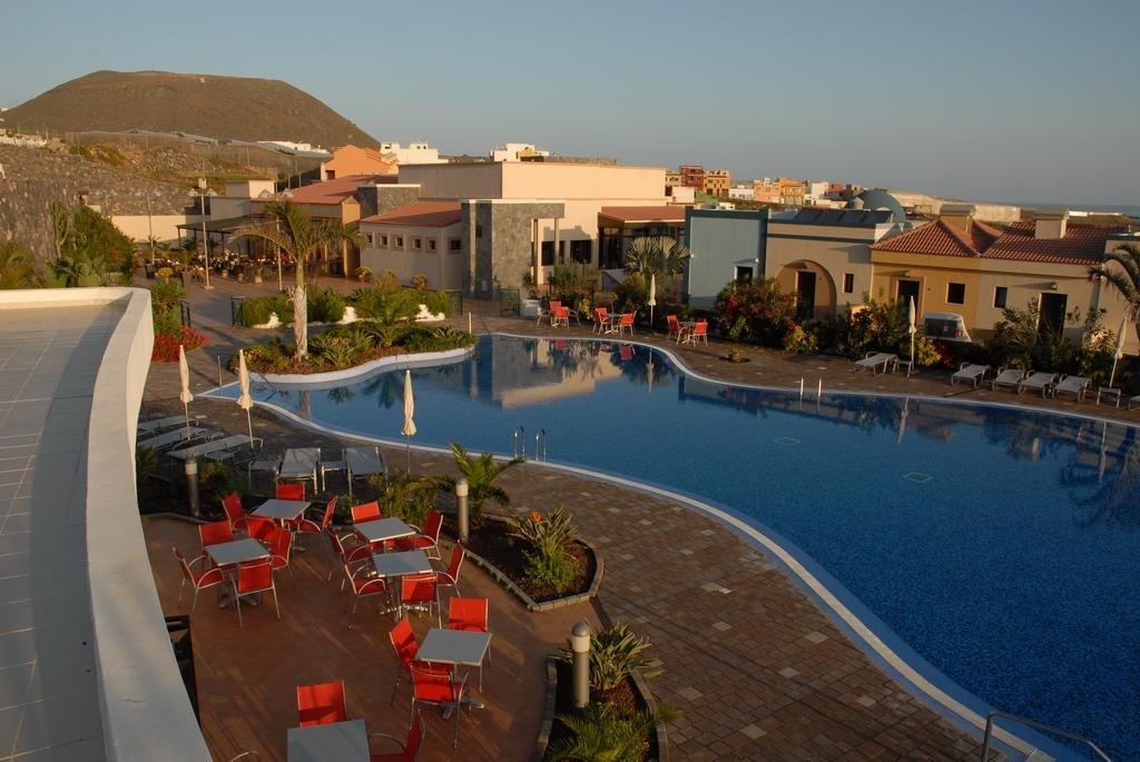 Hotel Luz del Mar - zwembad