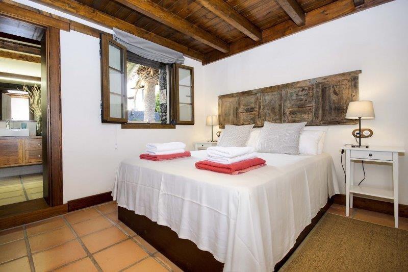 Villa Ermita Perdomo - slaapkamer