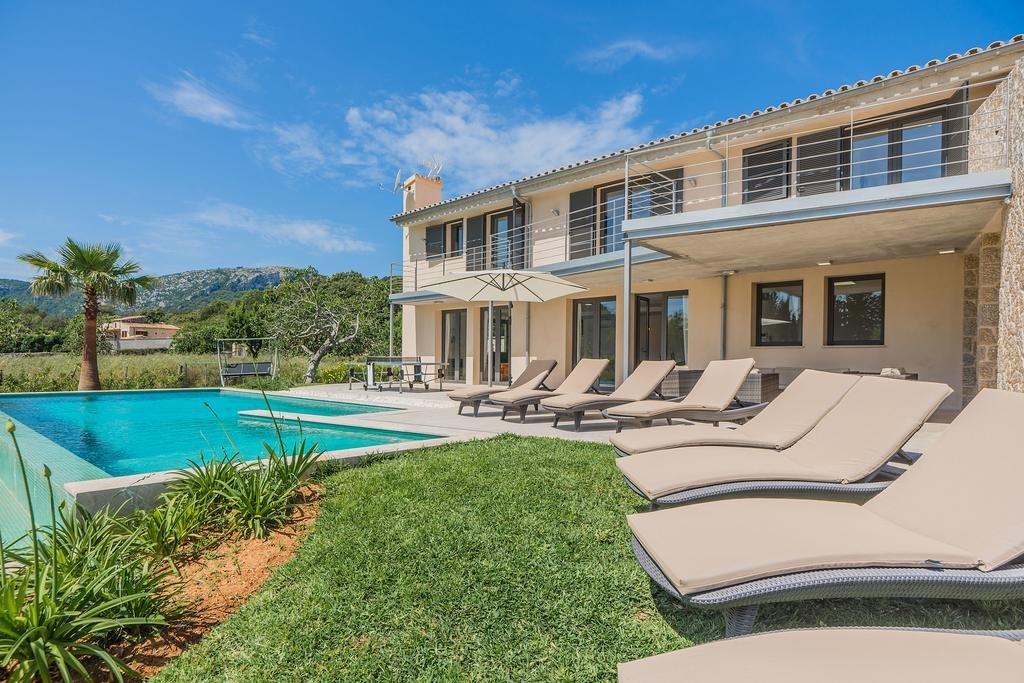 Villa Tereu - tuin