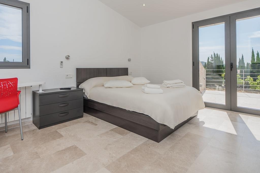 Villa Tereu - slaapkamer