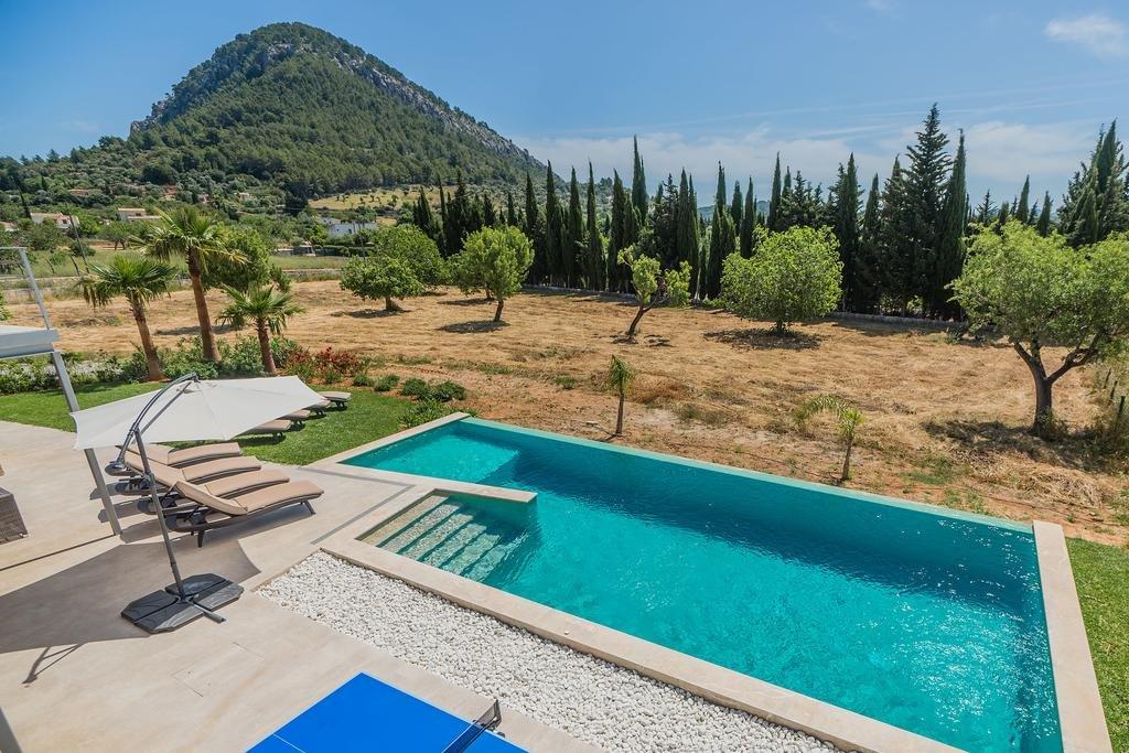 Villa Tereu - zwembad