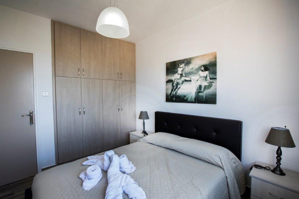 Villa Town House - slaapkamer