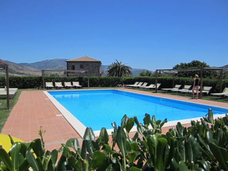 Bijzondere accommodaties Appartementen Tenuta Madonnina in Castiglione (Sicilië, Italië)