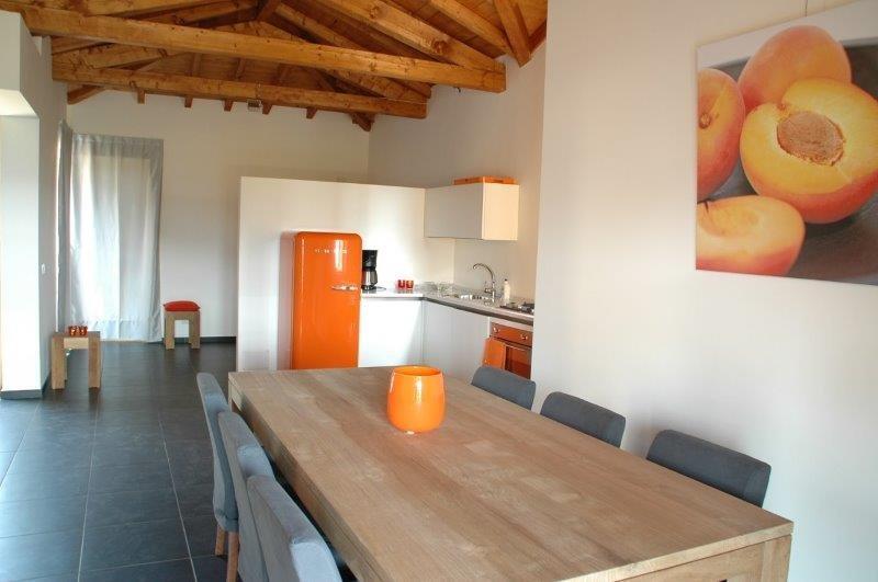 Appartementen Tenuta Madonnina - keuken