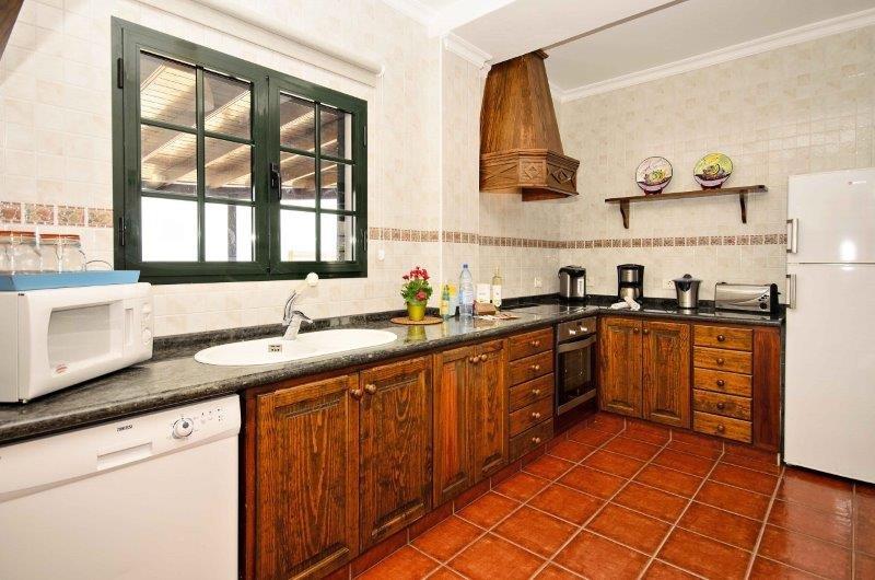 Villa Adelina - keuken