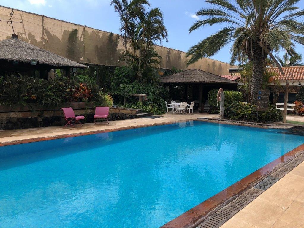 Villa Trece Piedras - zwembad
