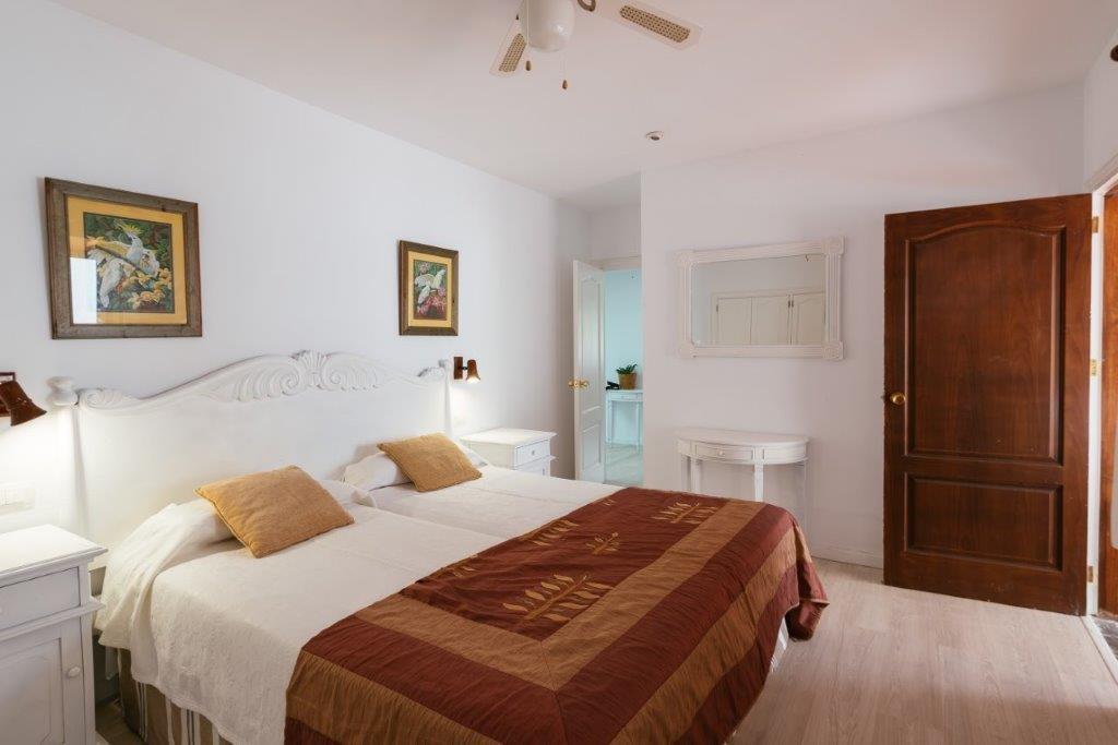 Villa Trece Piedras - slaapkamer