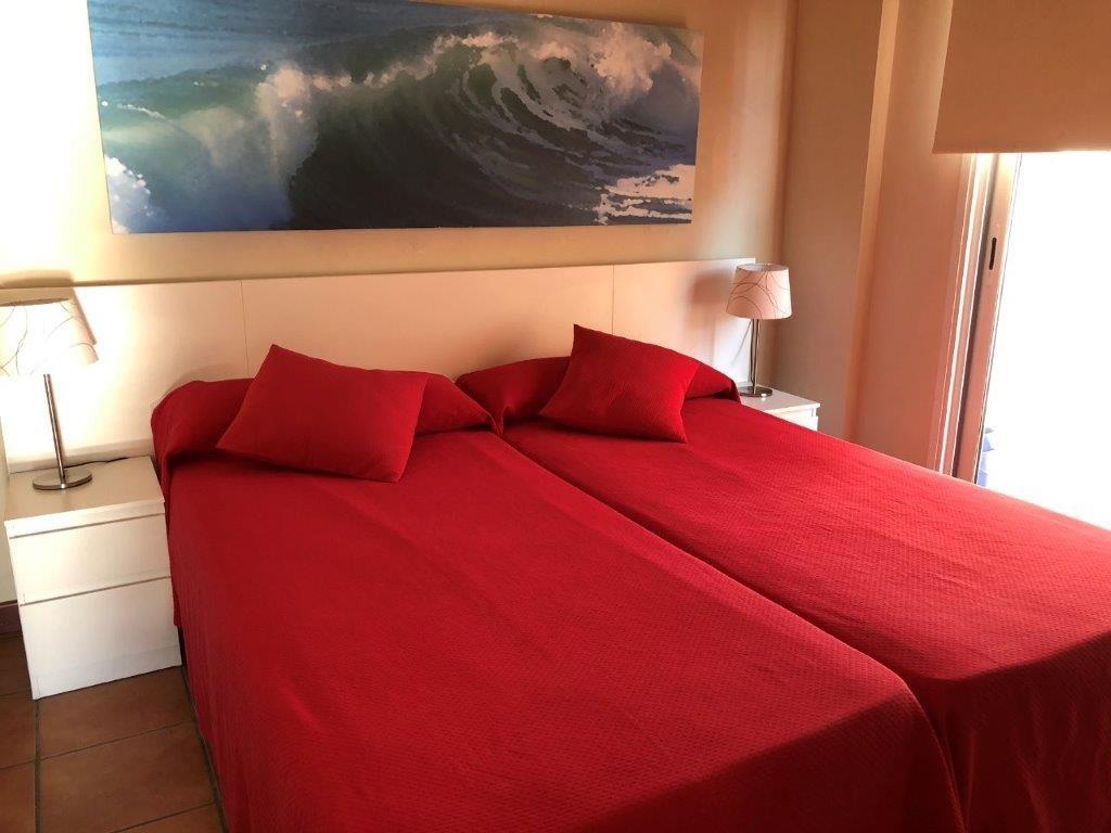 Appartementen Las Terrazas - slaapkamer