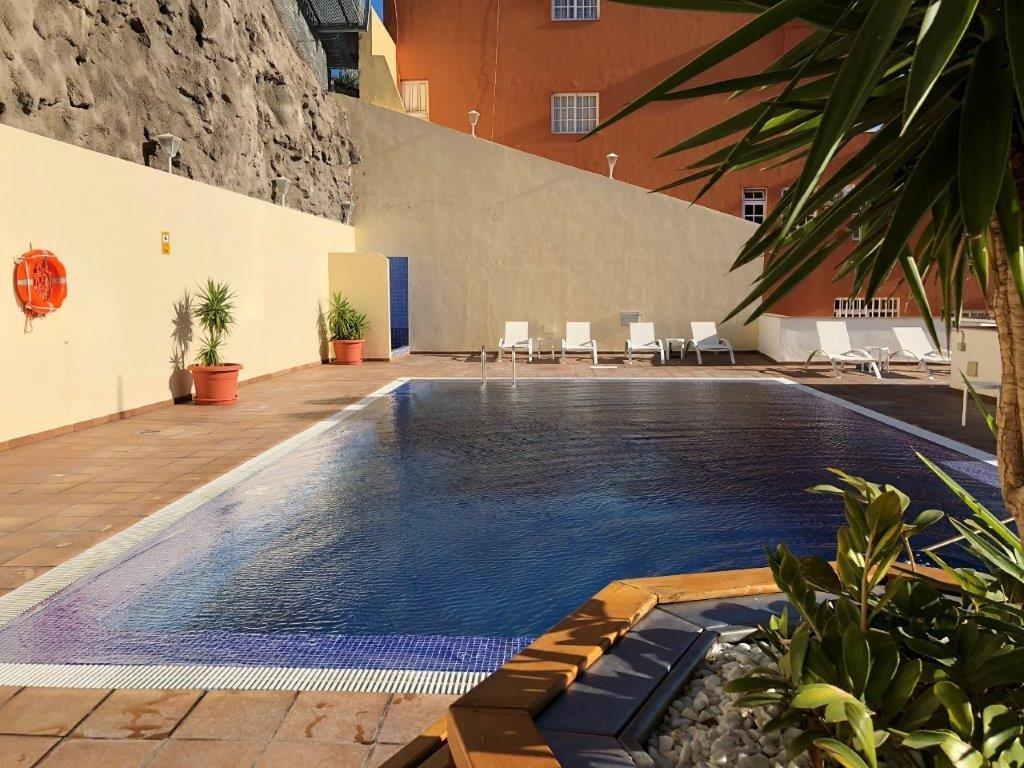 Appartementen Las Terrazas - zwembad