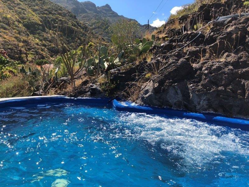 Casita Nuevo Barranco - zwembad