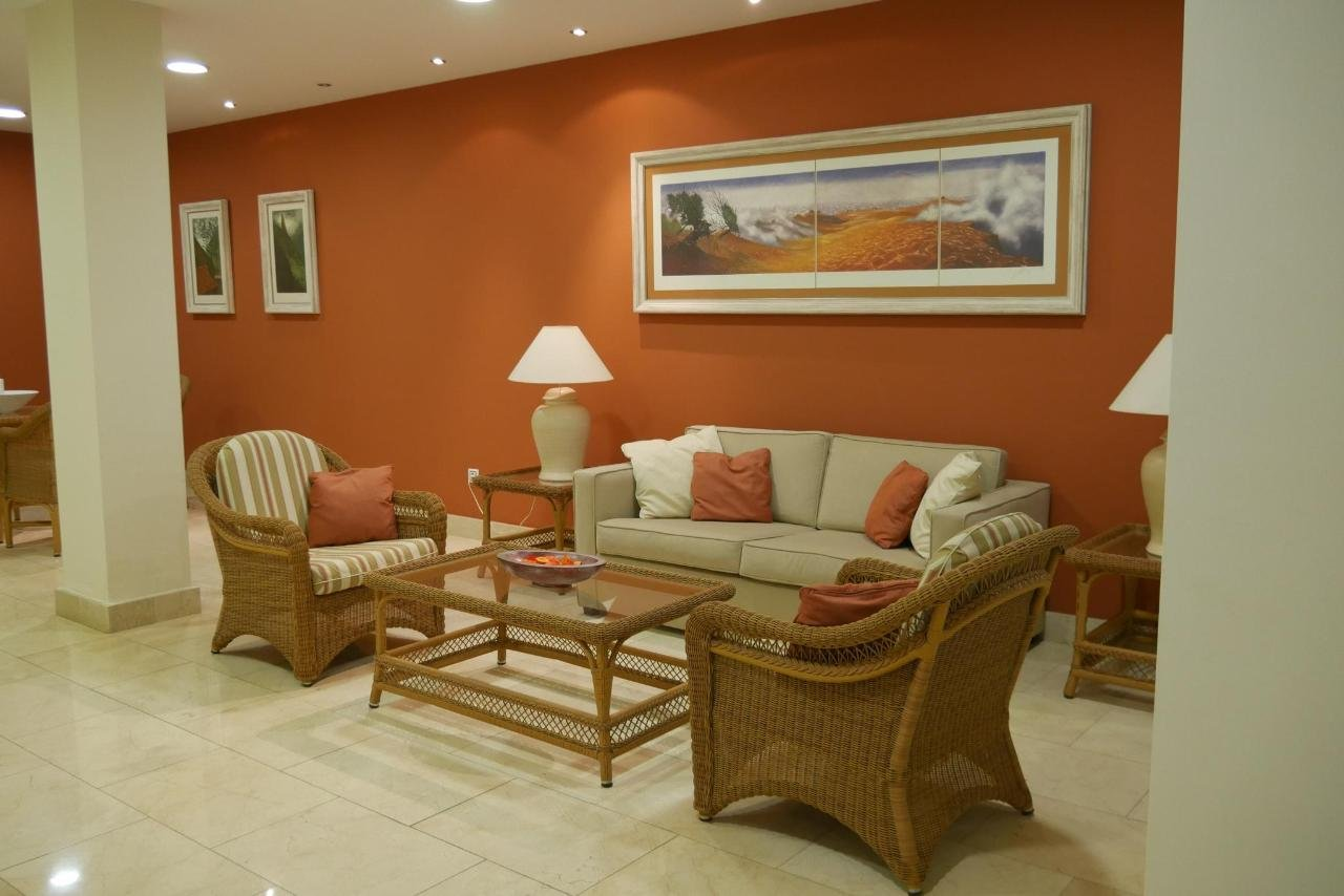 Appartementen Jardin del Conde - lounge