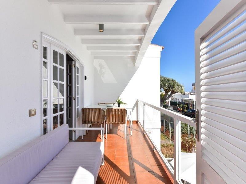 Appartementen Sonnenland - balkon
