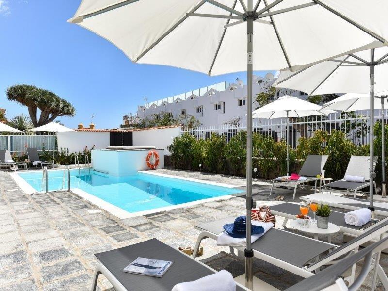 Bijzondere accommodaties Appartementen Sonnenland in Maspalomas (Gran Canaria, Spanje)