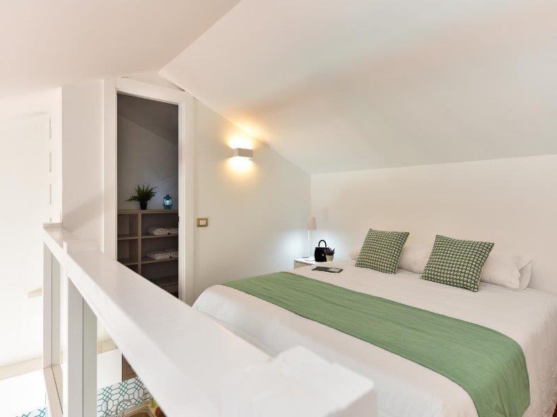 Appartementen Sonnenland - slaapkamer