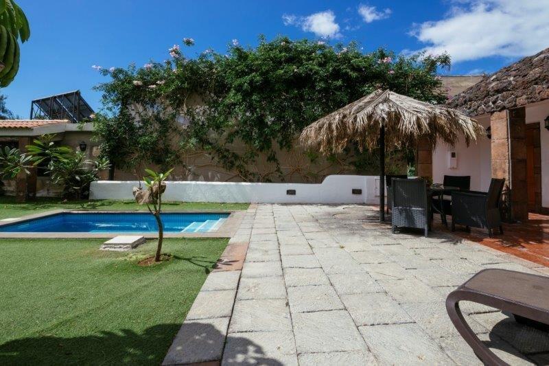 Villa Once Piedras - terras
