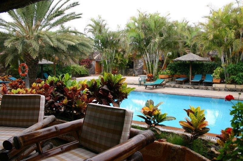 Villa Once Piedras - gezamenlijke zwembad